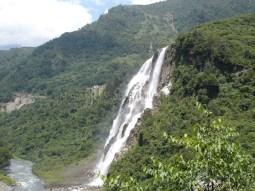 The Nuranang Falls in Tawang District, Arunachal Pradesh, India. It flows into the Tawang river; Photo: Abhishek Kaushal