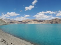 Looking towards the Indian side of Pangong Tso; Photo: Abhishek Kaushal