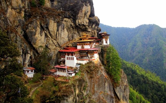 Tiger Nest Monastery 04