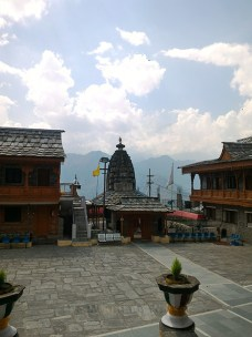 Narsimha Temple in the Bhimakali Temple complex; Photo: Abhinav Kaushal