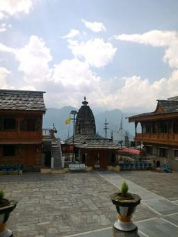 Narsimha Temple in the Bhimakali Temple complex; Photo: Abhinav Kaushal