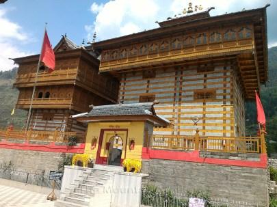Main entrance of the Bhimakali Temple complex; Photo: Abhinav Kaushal