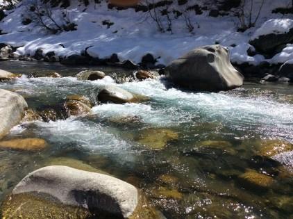 Natural, mineral water at source. Photo: sanjay mukherjee