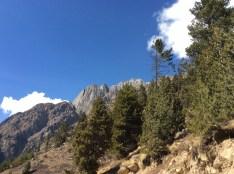 Tall rocky inclines beckon the climber. Photo: sanjay mukherjee