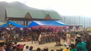 Folk-art performance. Photo: Abhinav Kaushal.