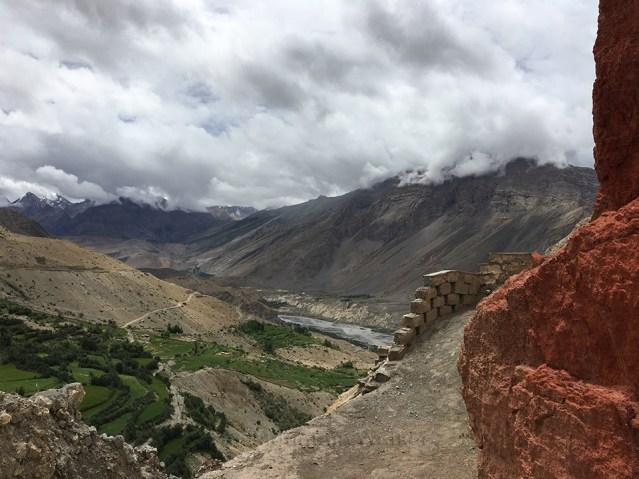 Dhankhar Monastery 04