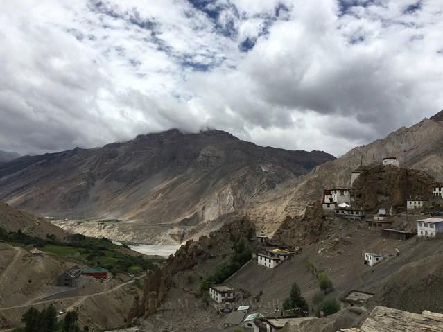 Dhankhar Monastery 11