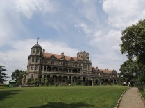 The Indian Institute of Advanced Study (IIAS) is housed in the erstwhile Viceregal Lodge; Photo: Abhinav Kaushal