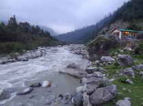 Just off the River side; Photo: Aditya Luktuke