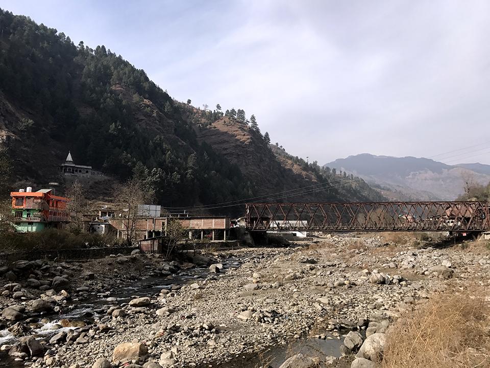 Chirgaon bridge; Photo: Abhinav Kaushal