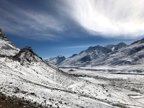 The Ki Monastery complex looks ever impressive in the snow covered surroundings; Photo: Abhinav Kaushal