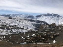Village Hikkim having the world's highest post office at 4440 m.