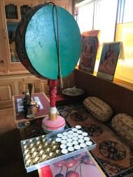 Alamy- A Buddhist prayer drum