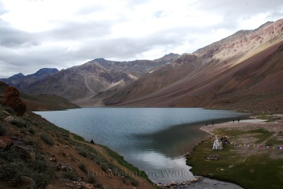 Chandrataal Lake; Photo: Abhinav Kaushal