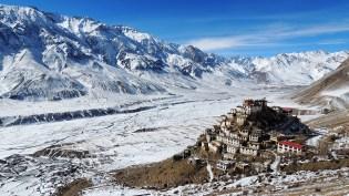 The Ki Monastery Complex in Spiti, Himachal Pradesh, India; Photo: Abhishek Kaushal