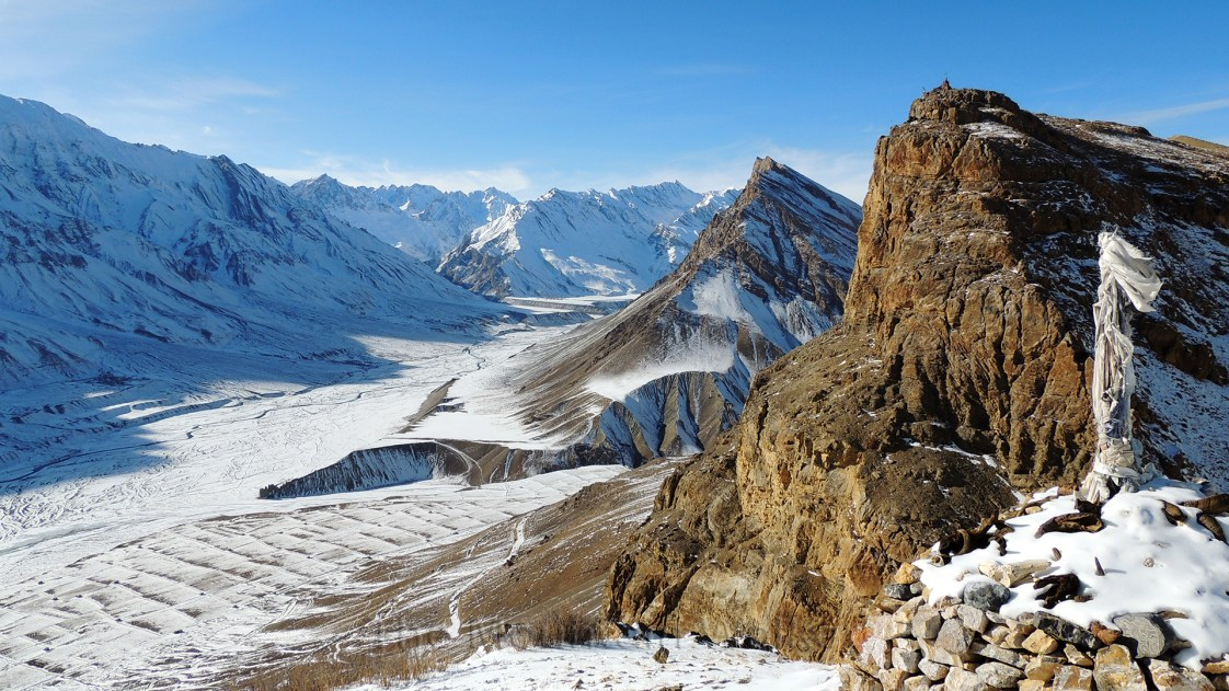 Spiti Valley; Photo: Abhishek Kaushal