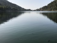 The Naini lake in the morning hours; Photo: Abhinav Kaushal
