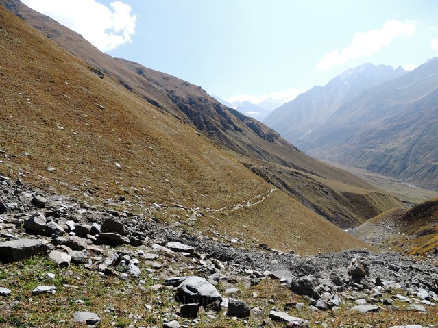 Bhabha Pass Trek 08