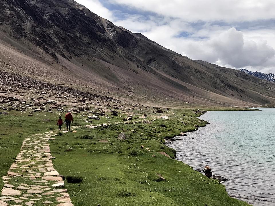 Chandrataal Lake; Photo: Ravindra Nath Tiwari