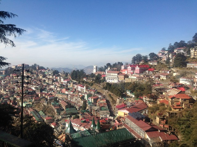 Shimla Walking 16