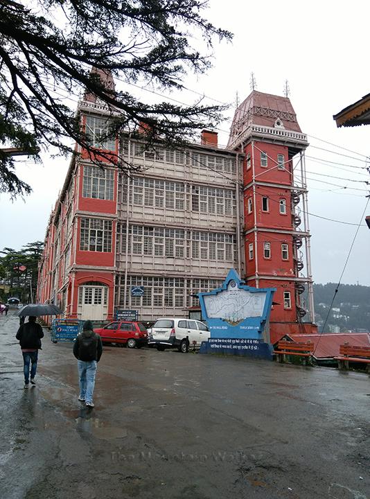 Walking Shimla 01