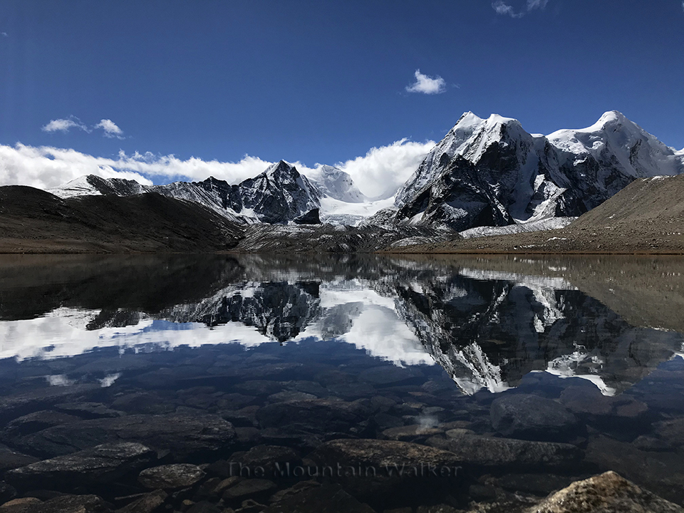 Gurudongmar Lake, North Sikkim; Photo: Swarjit Samajpati