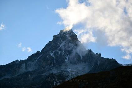 Frey Peak, West Sikkim; Photo: Rahul Chauhan