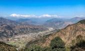 Annapurna Range; Photo: Abhinav Kaushal