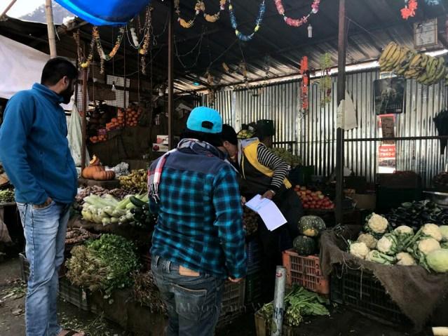 WM Ration Shopping at Uttarkashi 02