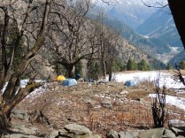 Day 2 - Angthewda Camp Site; Photo: Swarjit Samajpati