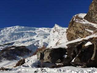 Day 4 - Refreshing view to start our day; Photo: Abhishek Kaushal