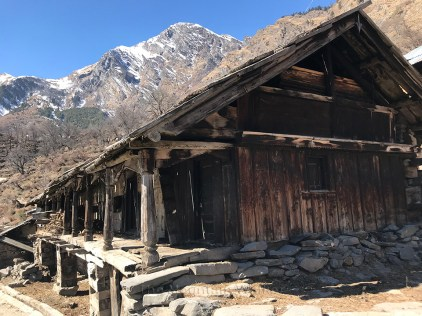 Day 5 - A typical house in Purali Village; Photo: Abhishek Kaushal