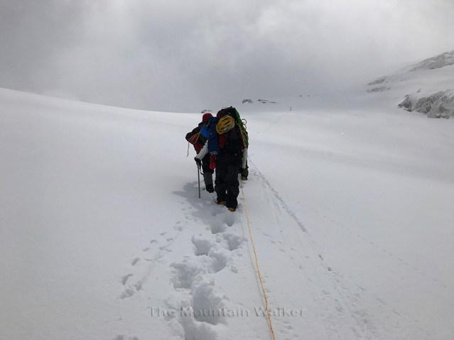 WM Gangotri-III High Summit Camp 10