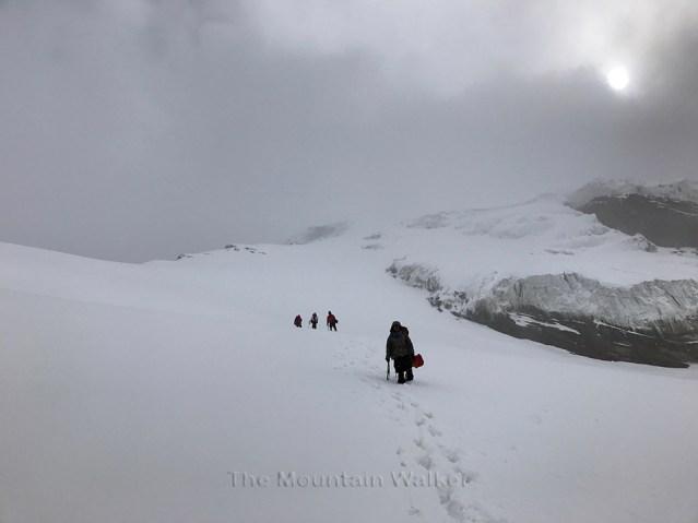 WM Gangotri-III High Summit Camp 14