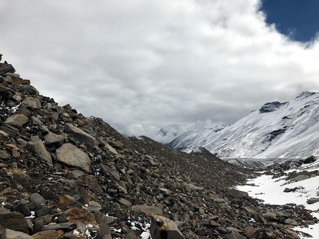 WM Gangotri-III Summit Camp 02