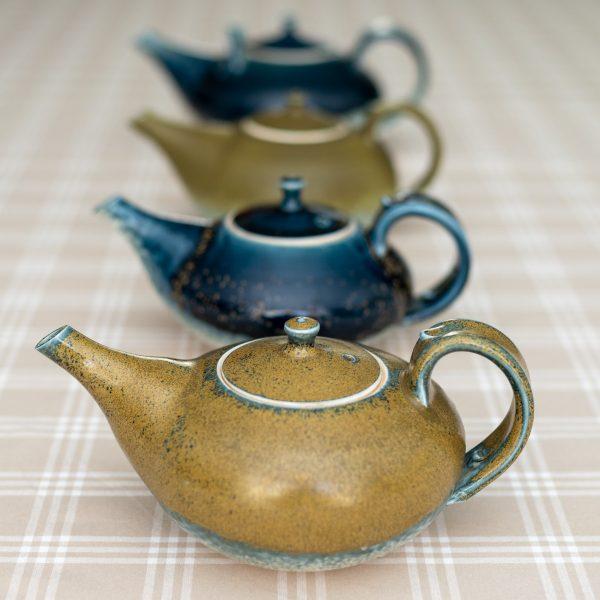 Stuart Broadhurst Teapots