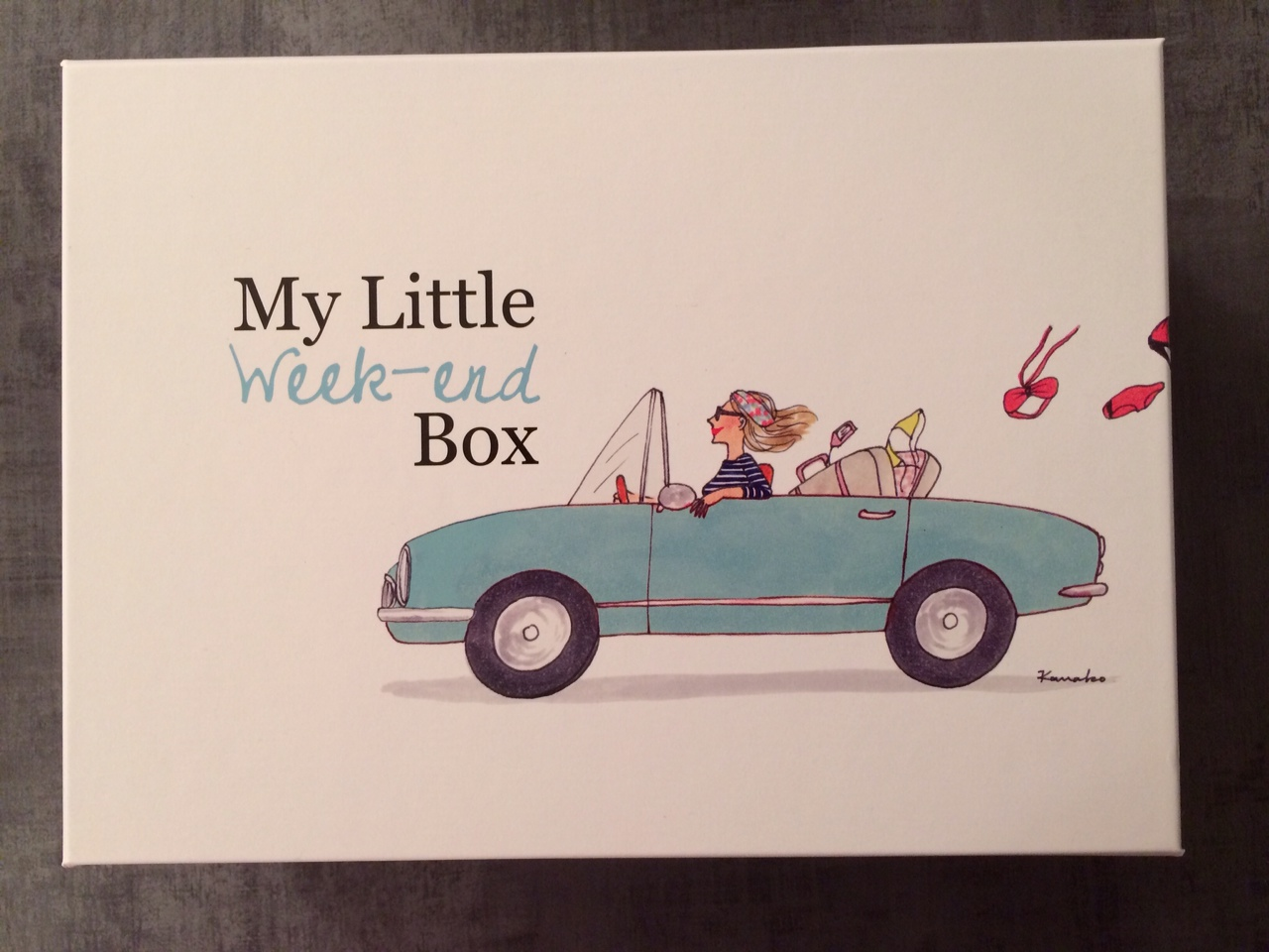 my little box weekend j 39 adore mag des quinquas
