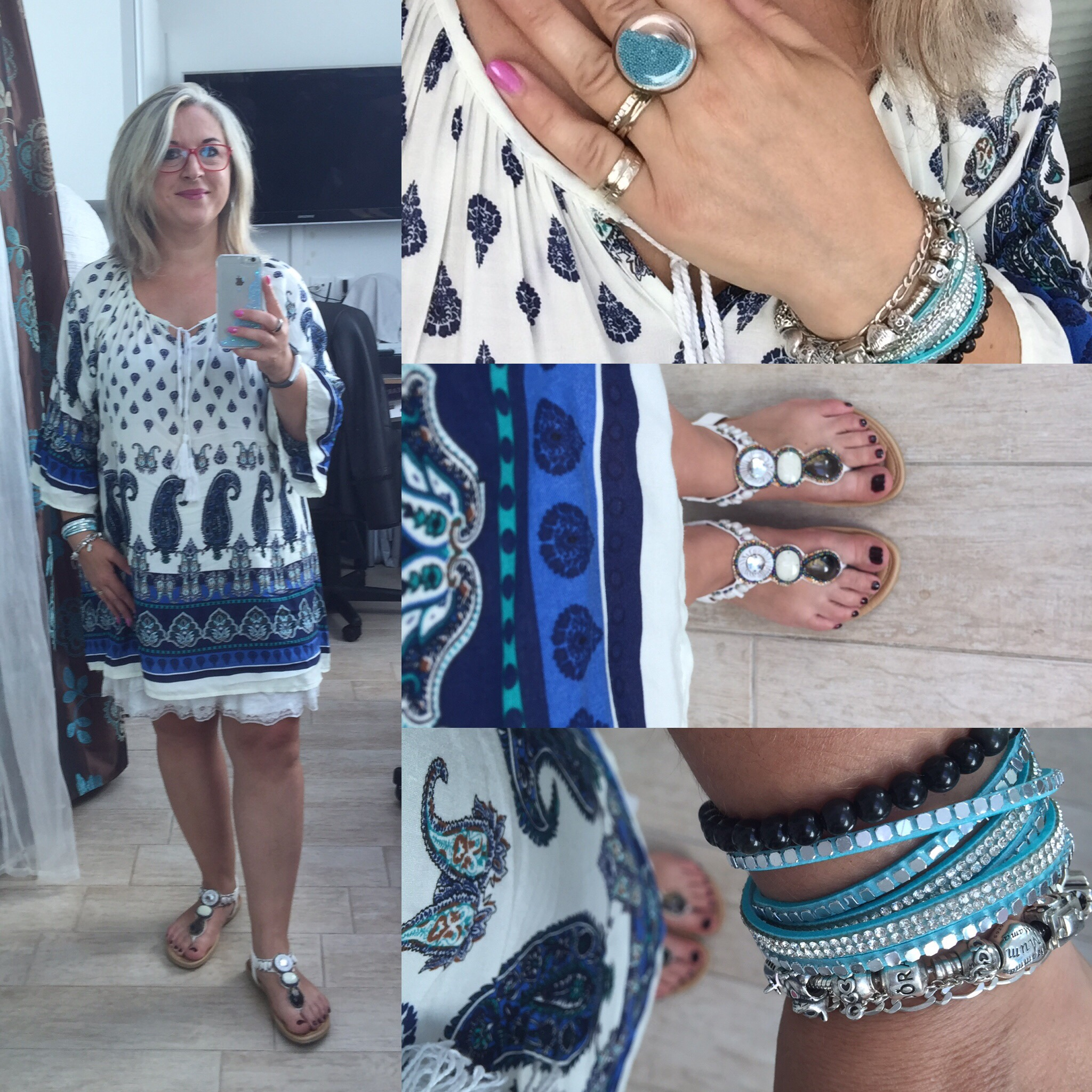 Idee look: style boho… Show must go on!