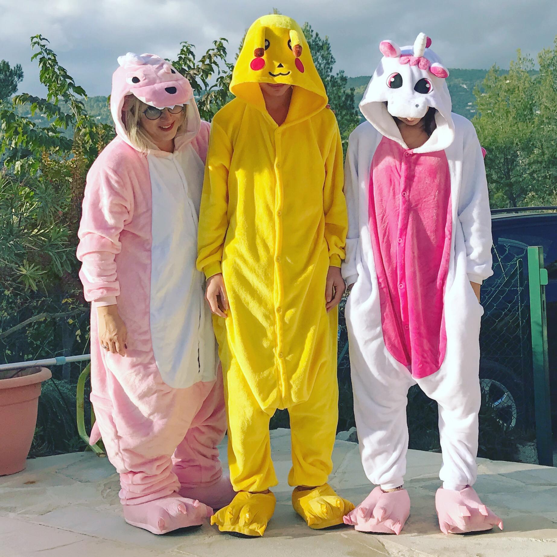 TheMouse sur YouTube: La vidéo dingue: dragon, licorne et Pokémon!