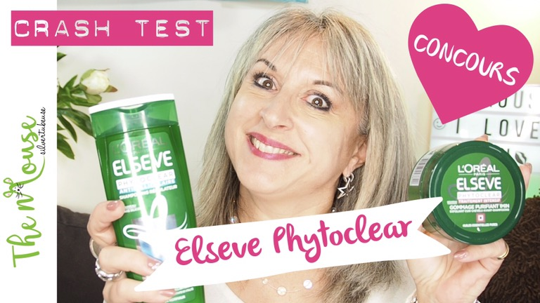 Crash test Elseve Phytoclear gommage et shampooing avec Subleem [concours]