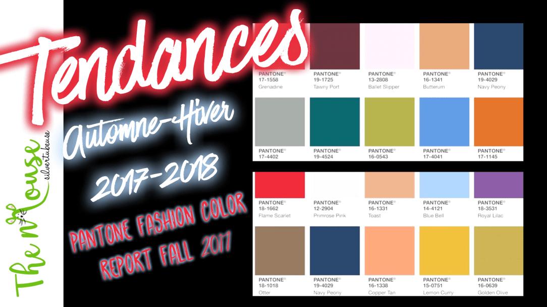 les couleurs et tendances mode beaut pour l 39 automne hiver 2017 2018 mag des quinquas. Black Bedroom Furniture Sets. Home Design Ideas