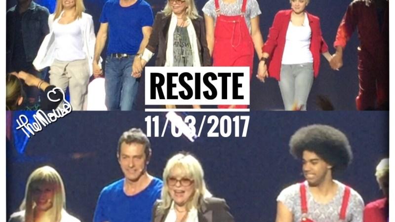Blanc? France Gall… Lundi Soleil 01 et 08/01/2018