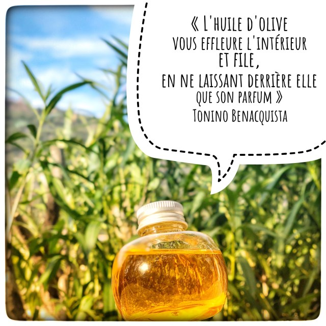 Magali TheMouse quinqua huile d'olive