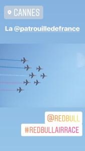 PAF Redbull air race cannes Magali TheMouse Quinqua
