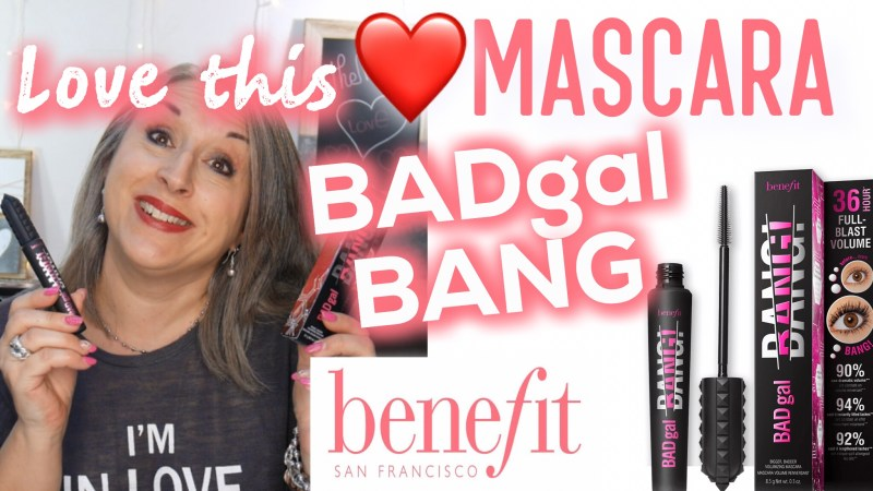 CRASH TEST DU MASCARA BADGAL BANG BENEFIT