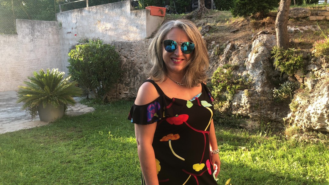 Magali TheMouse, 50 ans, quinqua, vacances, anniversaire