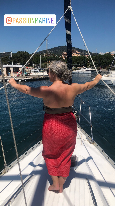 Magali TheMouse, quinqua, 50 ans, bac, instameet, issambres, fashion week,
