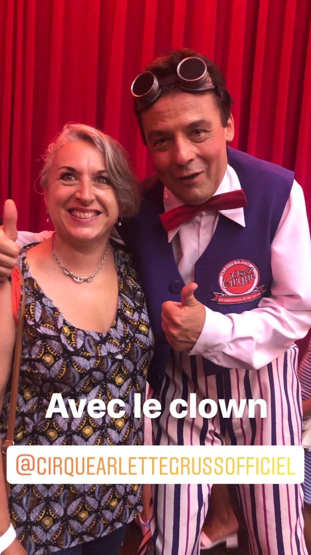 Themouse, 50 ans, Quinqua, eev, humeur, amitié, cirque Gruss