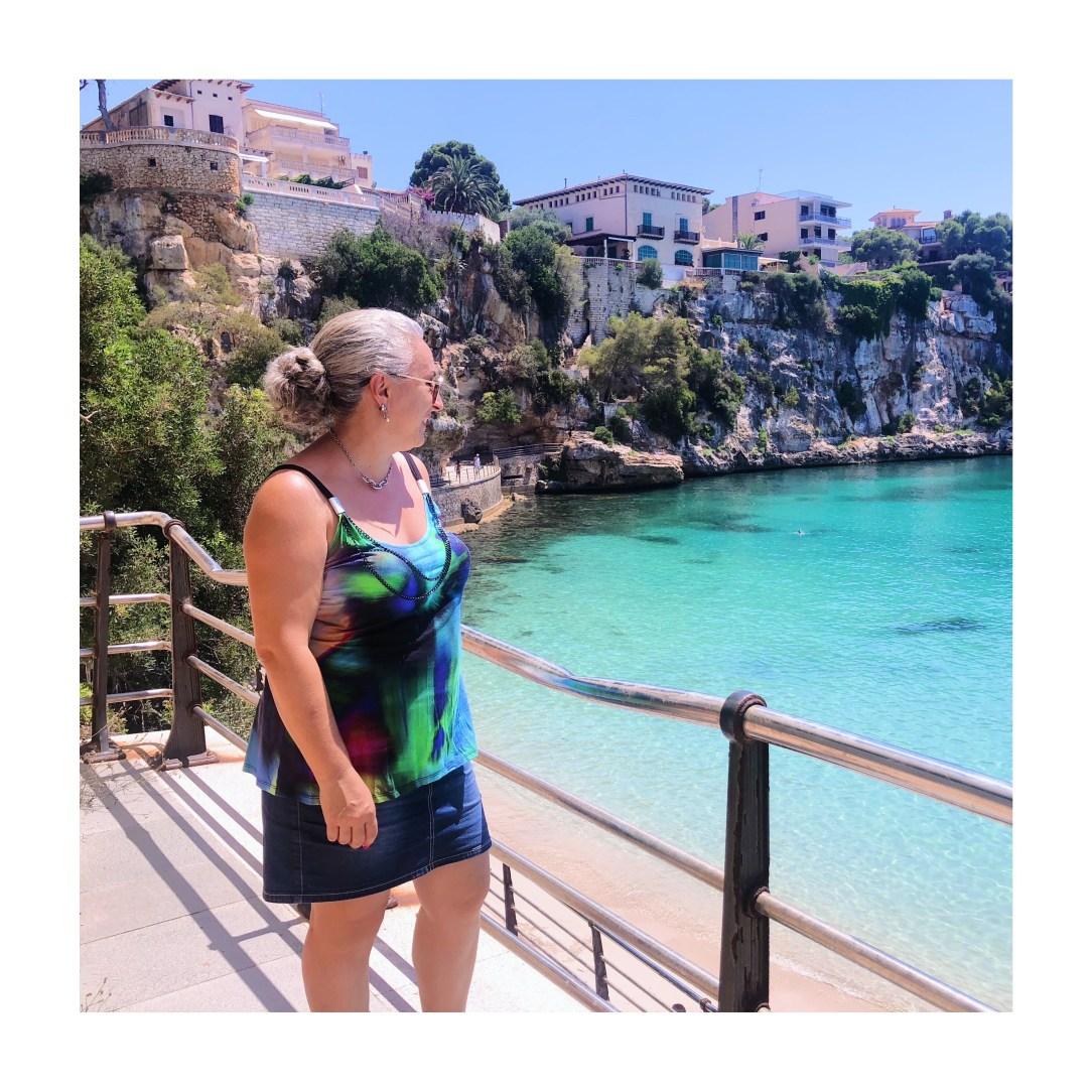 Quinqua, 50 ans, Themouse, vacances à Majorque, Can Picafort