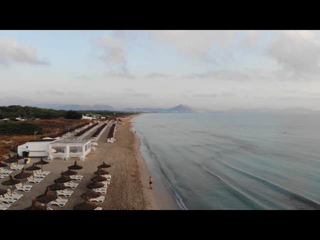 Quinqua, 50 ans, Majorque, drone, look, dji Magic air, go pro